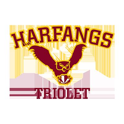 Logo Harfangs du Triolet