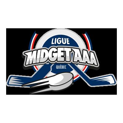 Logo Ligue de Hockey Midget AAA du Québec